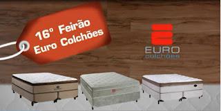 Euro Colchões lança campanha para 16º Feirão com filmes para TV e spot para rádio