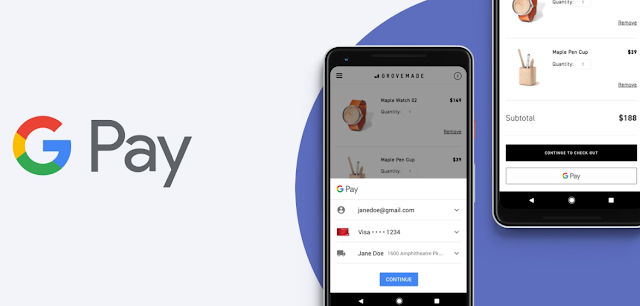 Cara Transfer Dan Menerima Uang di Google Pay