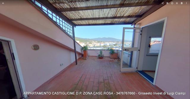 Castiglione-della-Pescaia, case rosa, appartamento trilocale terrazzato Grosseto Invest di Luigi Ciampi👈