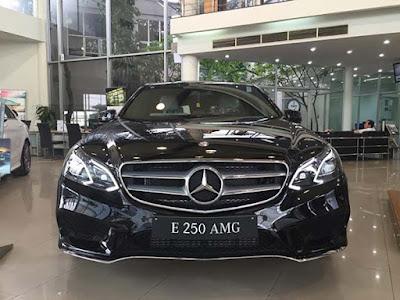Mercedes E250 năm 2017