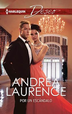 Andrea Laurence - Por Un Escándalo