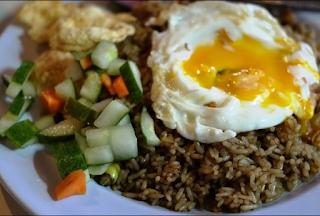 Nasi Goreng Kambing Samsat