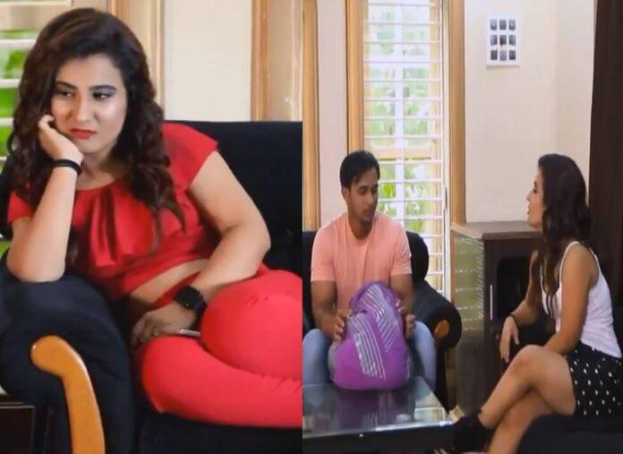 Pyasa Lockdown Web Series (2020) Hot Volt App: Cast, All Episodes Online, Watch Online