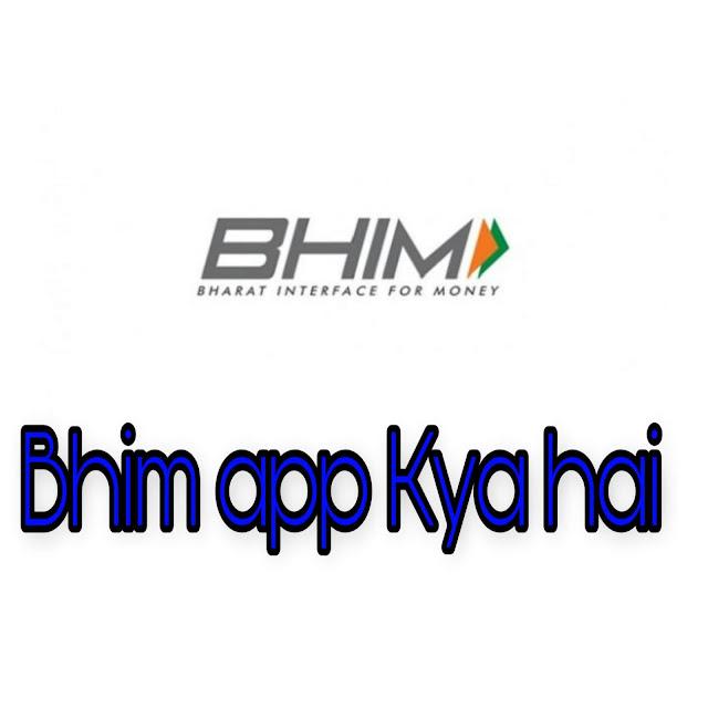 bhim app kaise use kare