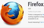 Super Firefox dengan Versi 22, Update Browser Anda