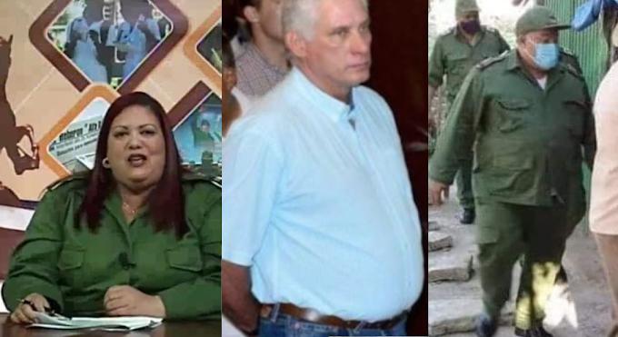 Régimen afirma que sus dirigentes están obesos por culpa del bloqueo