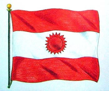 Significado de los colores bandera de peru