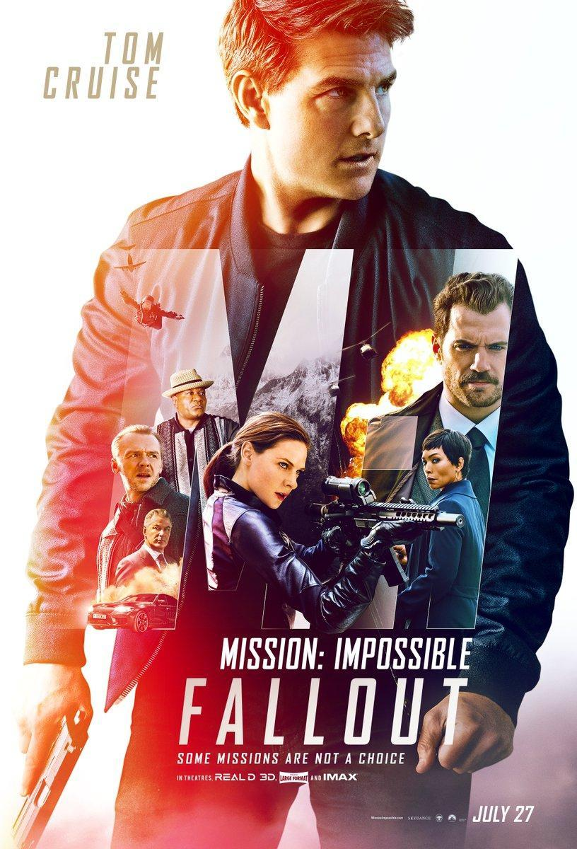 Download Mission Impossible Fallout 6 (2018) Full Movie in Hindi Dual Audio BluRay 1080p [3GB]
