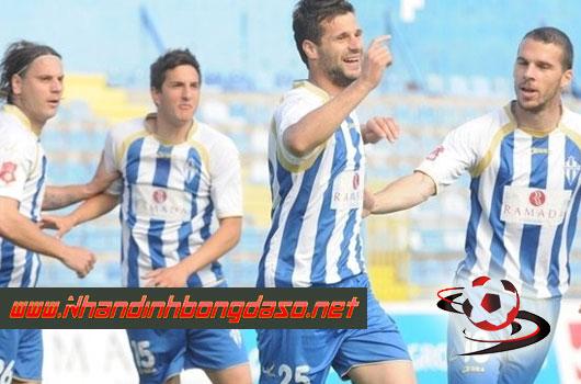 FK Buducnost Podgorica vs Ludogorets Razgrad 1h00 ngày 20/8 www.nhandinhbongdaso.net