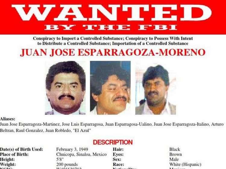 Anuncia PGR extradición del hijo del Azul
