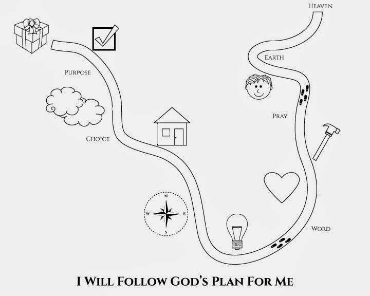 Teach Me To Sing: I Will Follow God's Plan