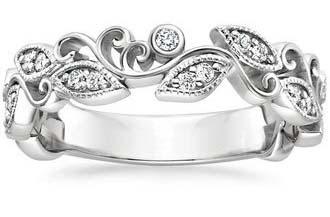 gambar Model cincin kawin