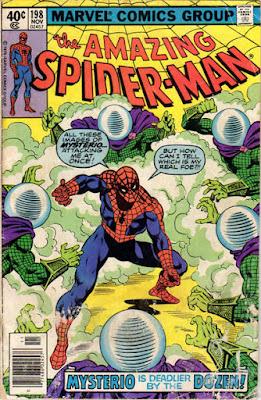 Amazing Spider-Man #198, Mysterio