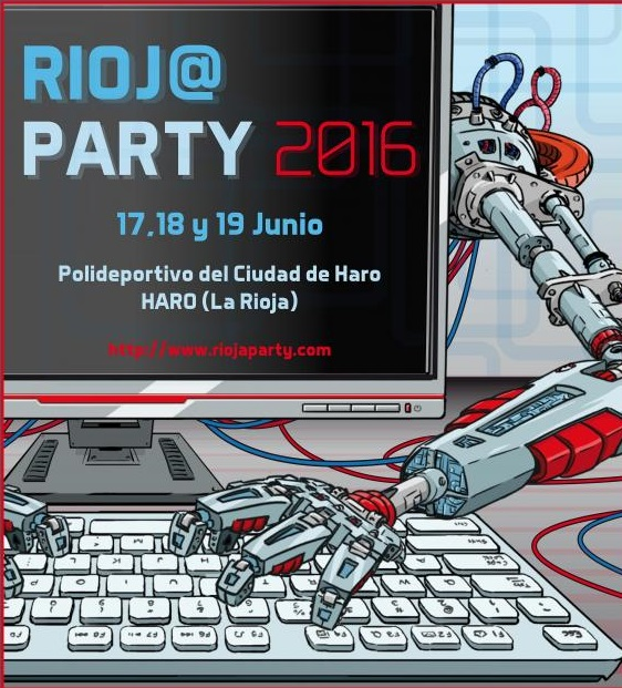 Pasó: Rioja Party 2016