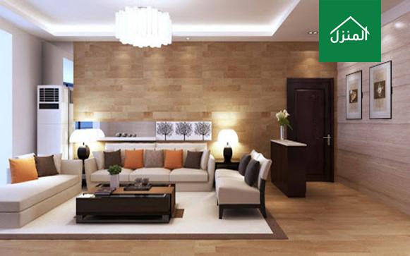 أفكار و طرق استخدام الخشب والديكور الحجري في البيوت