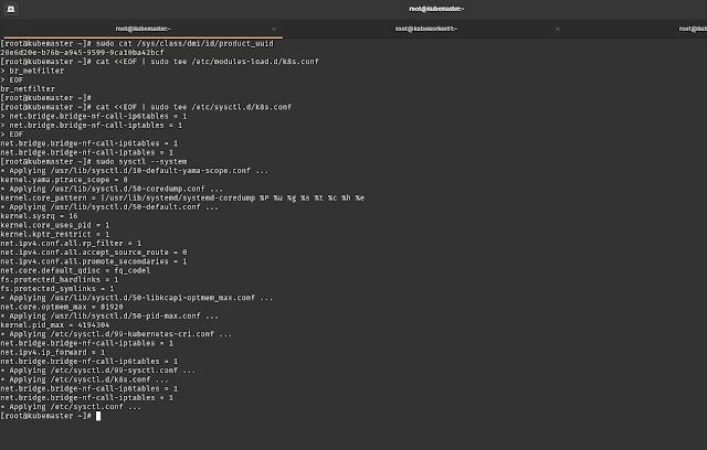 Hướng dẫn cài Kubernetes V1.21 với container runtime Cri-O(Container Runtime Interface) bằng kubeadm trên Centos8 (nghỉ chơi với Docker :) )
