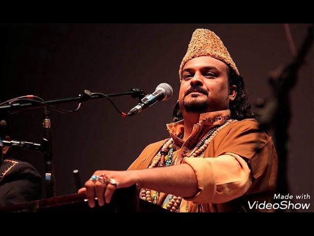 Jo Nazar Mein Nahi Tha Kinara Mila Lyrics | Amjad Sabri