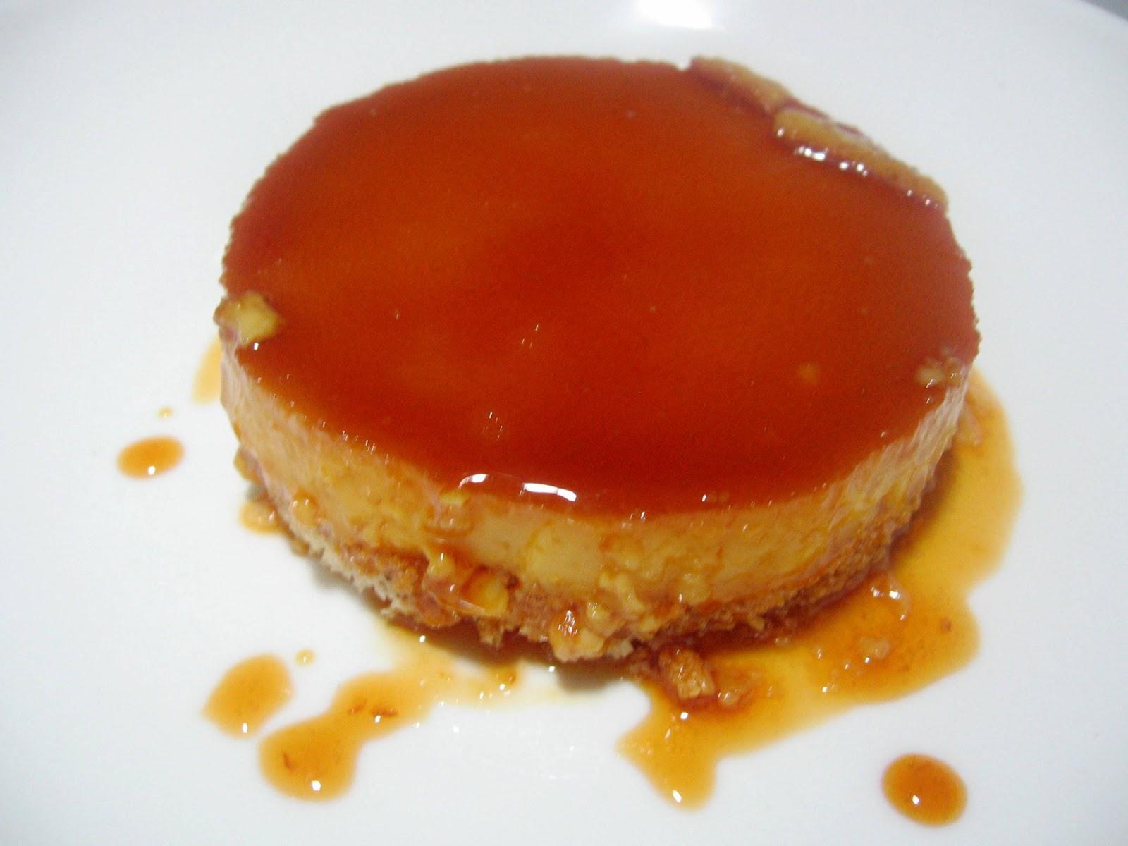 Strawberry Custard Cake