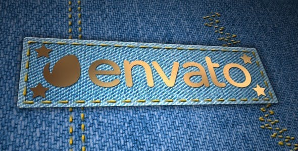 Jeans Label Logo[Videohive][After Effects][10901911]