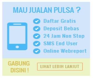 Cara Bisnis Jualan Pulsa Kuota Ppob Bersama ServerPulsaMurah.com