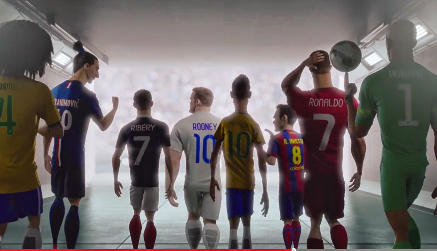 Nike Soccer: The Last Game
