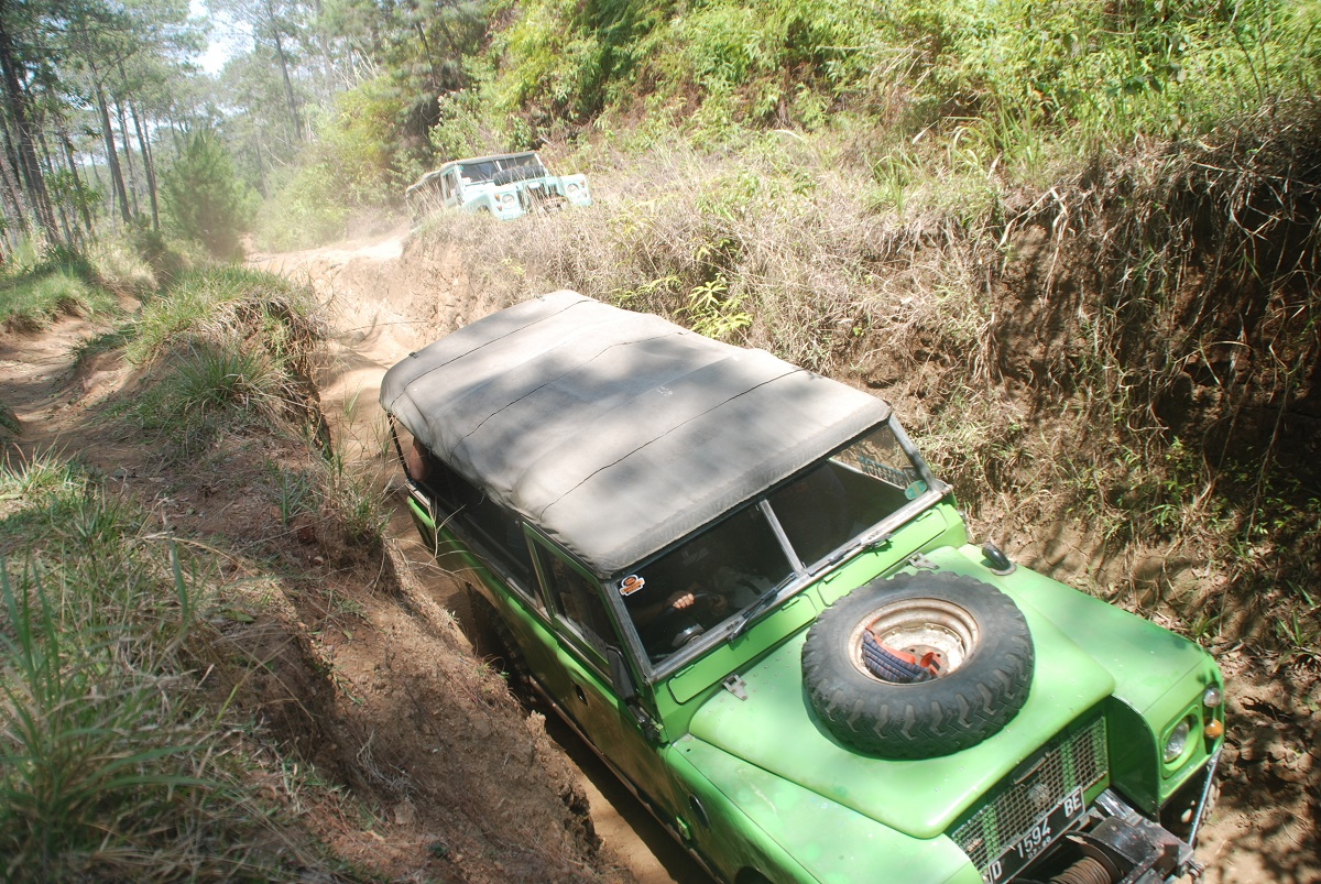 Offroad jalur extreme