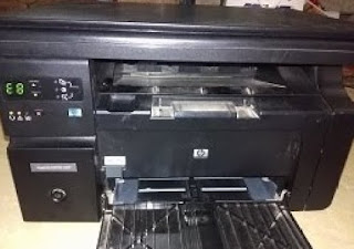 HP Laserjet Pro M1132 Error E8 is the way to handle it