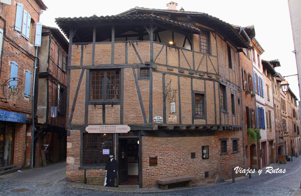 Casas de Albi