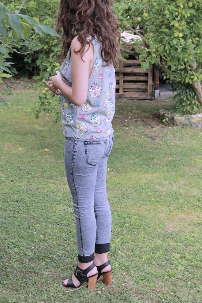 look-mode-cupcake-top-jean-chaussure-talon