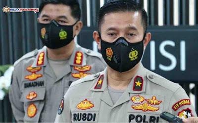 Polri : Adanya Kaitan Terduga Teroris di Merauke Dengan Kelompok Kajian Villa Makassar