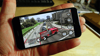 Download GTA 5 Apk + Obb for Android latest version