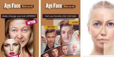 aplikasi manipulasi foto age face app