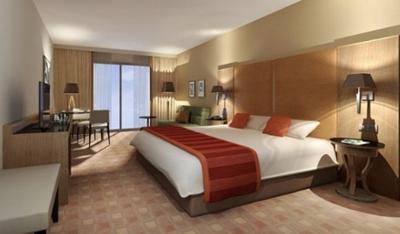 desain kamar tidur hotel