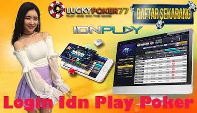 Login Idn Play Poker