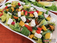 Laziz Filipino Mediterranean Cuisine, Antipolo, greek salad
