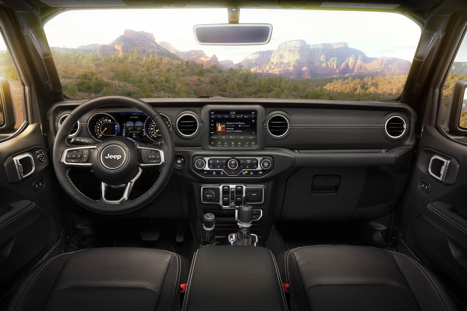 Novo Jeep Wrangler 2020 Chega Ao Brasil Preco R 260 Mil Car Blog Br