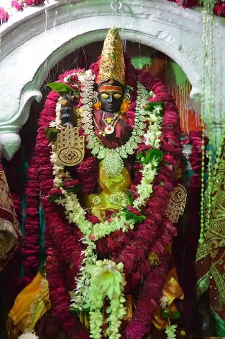 देवी विशालाक्षी - Goddess Visalakshi
