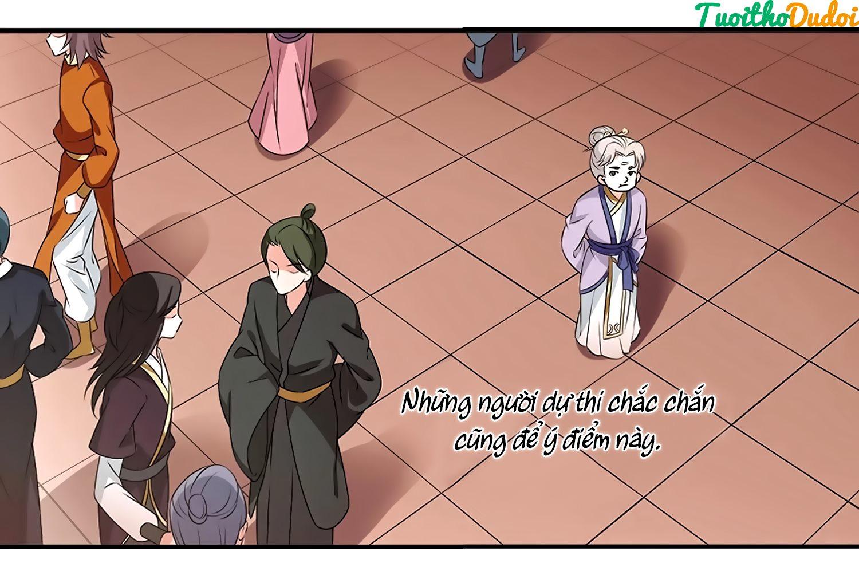 Phong Khởi Thương Lam Chapter 429 - Trang 8