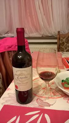 Capala, toscano, rosso, 13.5, Italia