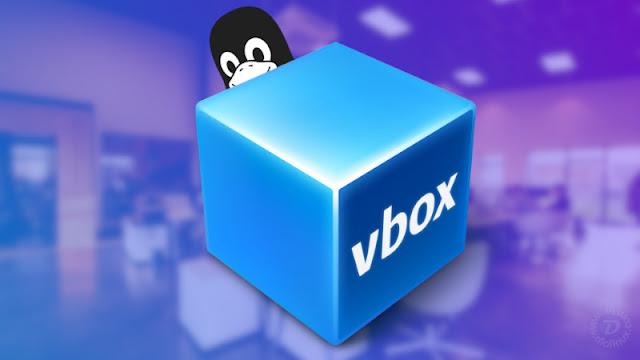 Atualização do VirtualBox