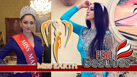 Alexia Tabone es Miss Earth Malta 2019