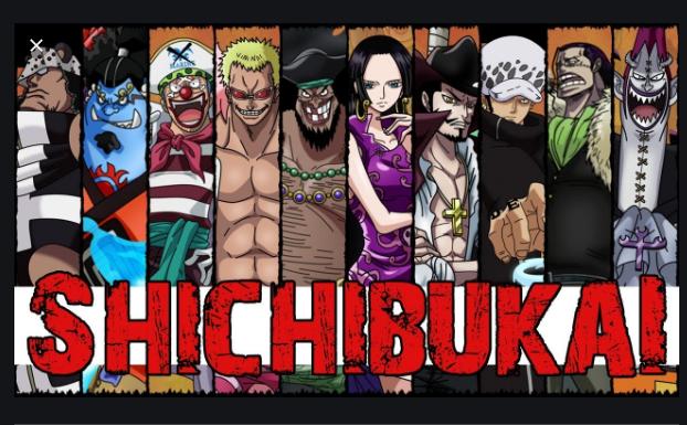 Mengenal Shichibukai dari masa ke Masa