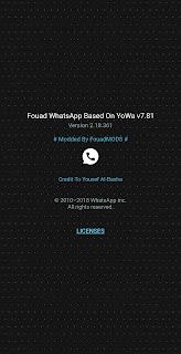 Fouad WhatsApp v7.81