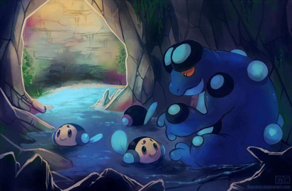 Pokémon by Review: #535 - #537: Tympole, Palpitoad ...
