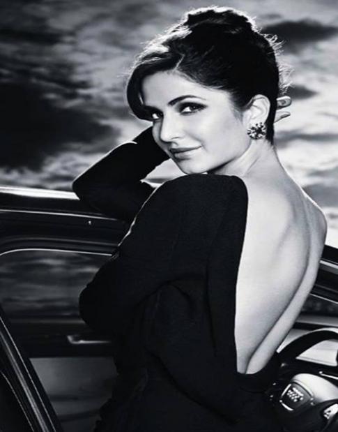 Katrina Kaif Feels The Heat On The Sets of 'Tiger Zinda Hai'