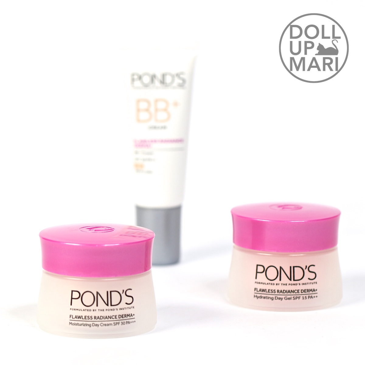 Ponds Flawless Radiance Derma Half Pencil Pond S White Brightening Night Cream 10g Range