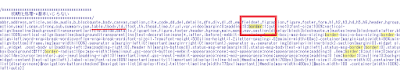 Bloggerテーマ【QooQ】での表の枠線設定
