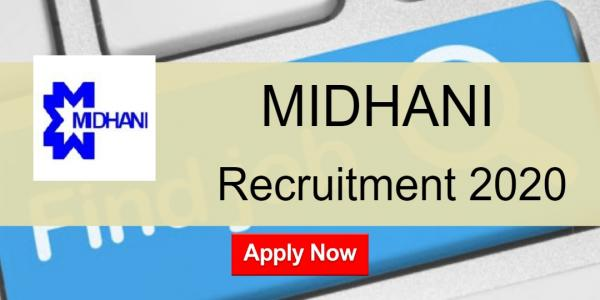 midhani-recruitment-2020