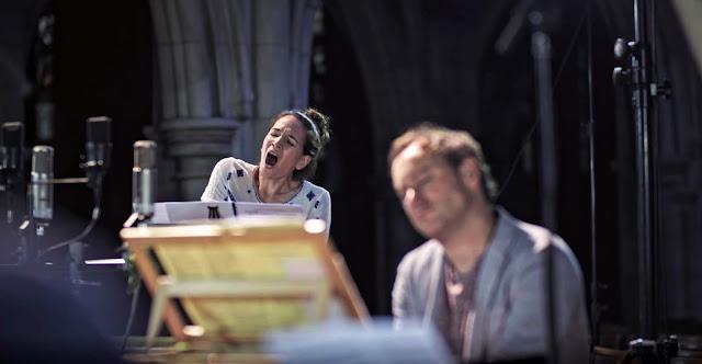 Kate Lindsey, Jonathan Cohen (Photo  - film still, Olly Lambert)