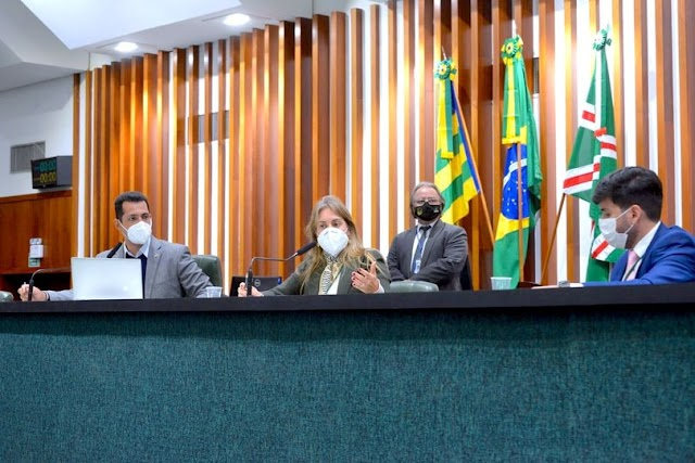 Secretária de Economia de Goiás apresenta contas à Alego nesta quarta-feira